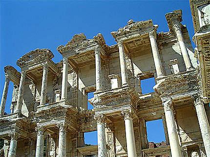 La Biblitohèque de Celsus