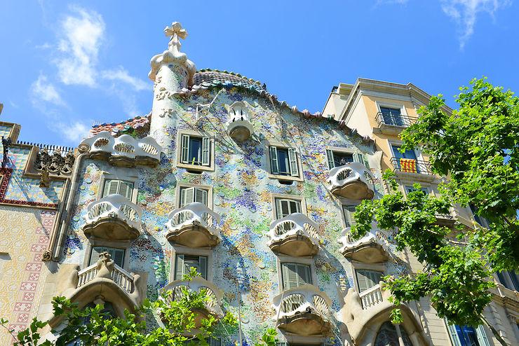 Casa Batlló - Barcelone, Espagne