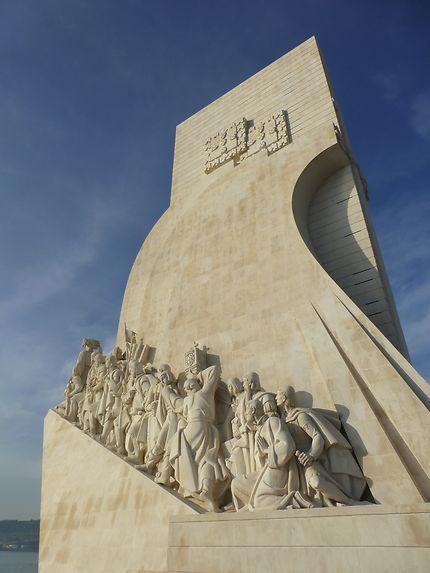 Finesse des détails, monumento das Descobertas