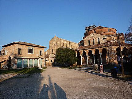 Ensemble de Torcello