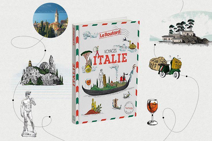 « Voyages Italie » : le nouveau beau livre du Routard