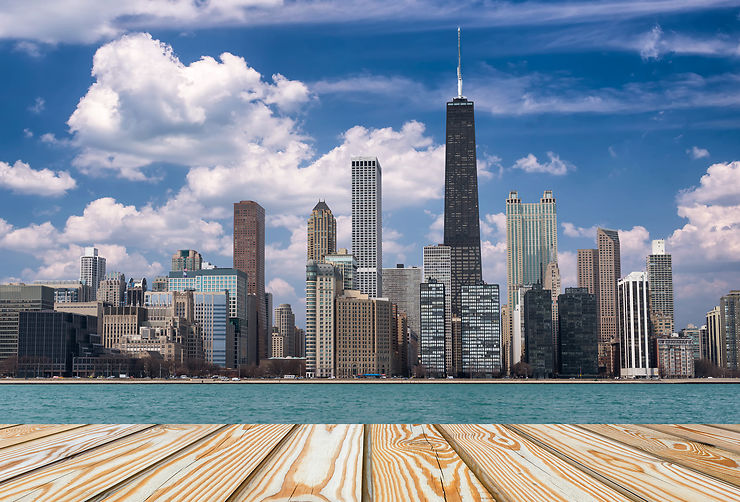 Willis Tower - Chicago, États-Unis