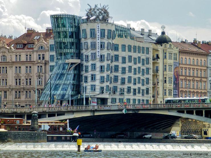 Maison dansante - Prague, République tchèque