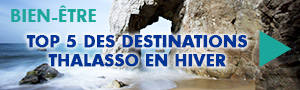Top 5 des destinations thalasso en Hiver