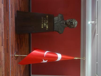 Statue d'Ataturk