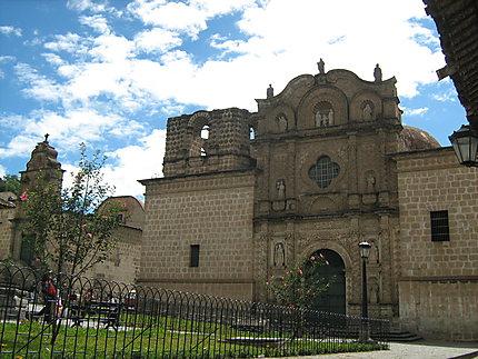 Eglise à Cajamarca