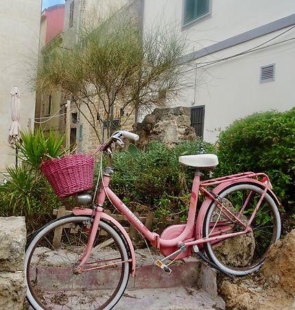 Déco vélo pour le Giro