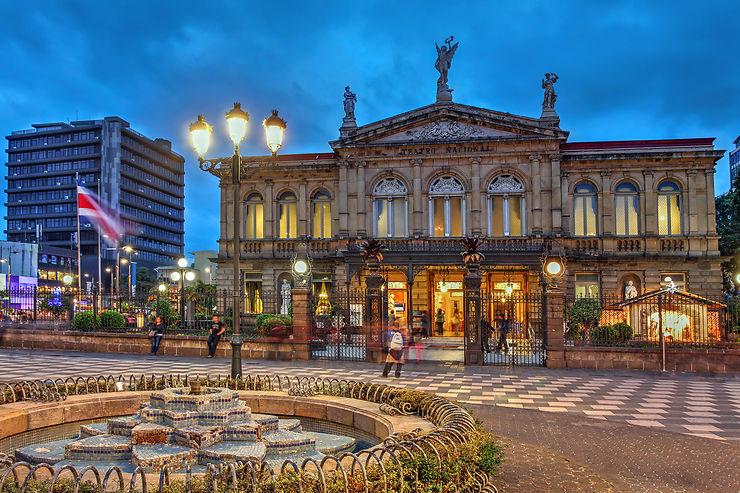 Le meilleur du Costa Rica : San José