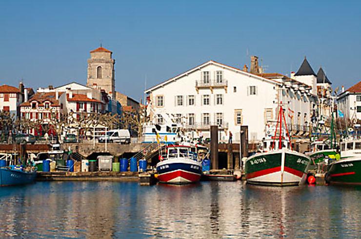 Le Pays basque, vélo et gastronomie