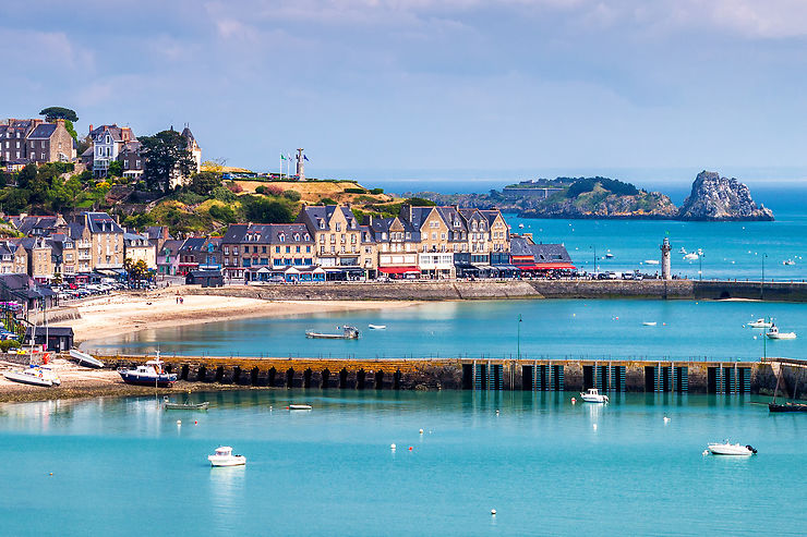 Cancale, escale iodée en Bretagne