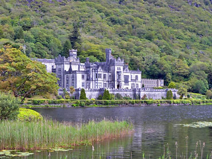 Parc national du Connemara et abbaye de Kylemore