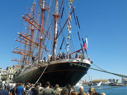 Splendide navire