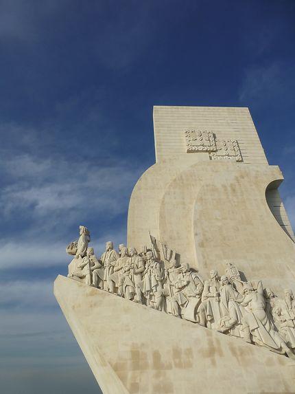 Vers le large, monumento das Descobertas, Lisbonne