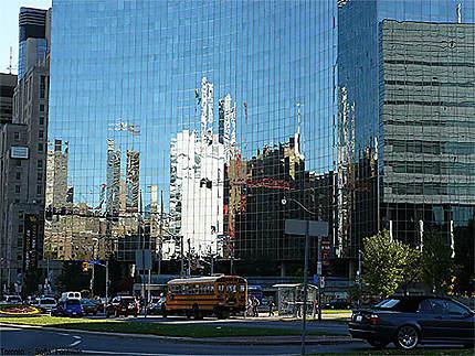 Reflets urbains à Toronto