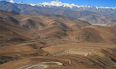Friendship Highway, route de Kathmandu à Lhassa