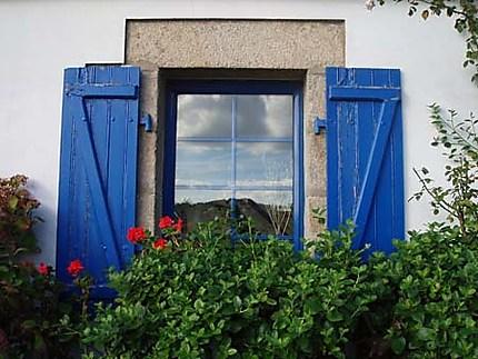 Fenêtre bretonne