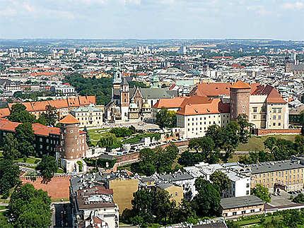 KraKow - colline du Wawel