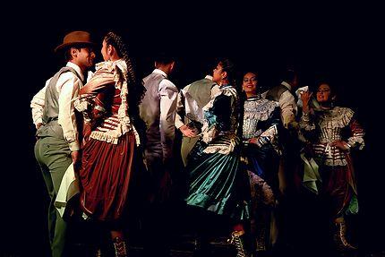 Danse bolivienne