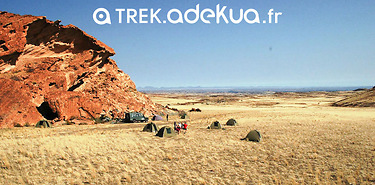 Namibie : circuit rando au Damaraland, 4 jours