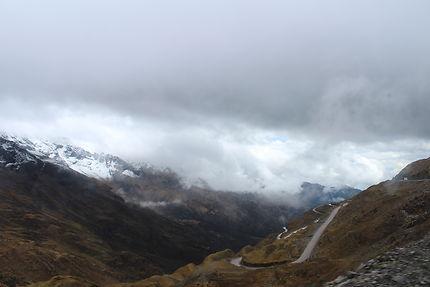 En route pour le Machu Picchu