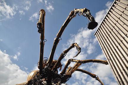 L'araignée, machines de l'île de Nantes