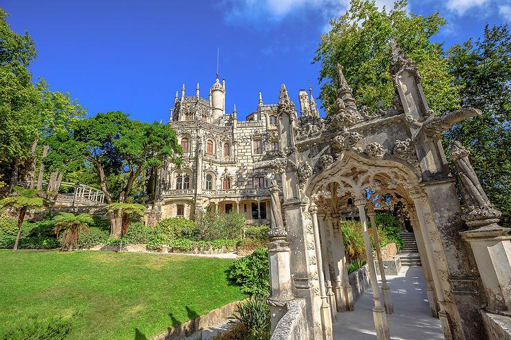 Palacio et quinta da Regaleira, Sintra – Région de Lisbonne
