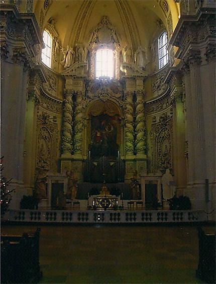Interieur de la Theatinerkirche