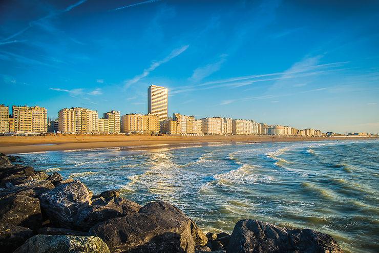 Belgique : Ostende, l'art à la mer