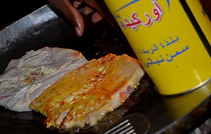 Pizza Zanzibar : la voilà ! A goûter absolument !