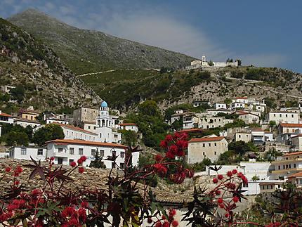 Le vieux village de Dhermi