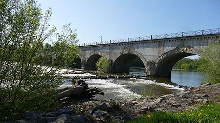 Pont du canal du Guétin