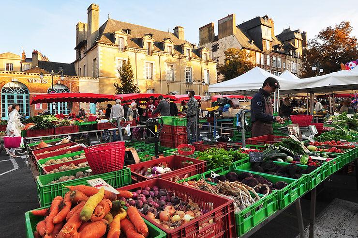 Rennes gourmande