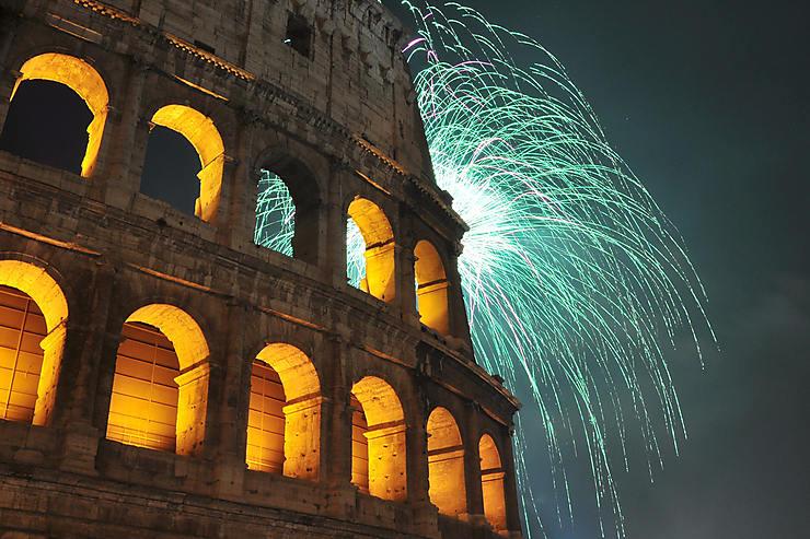 Rome : le peuple est dans la place !