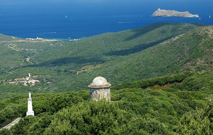 Le cap Corse, à l'arrière-saison