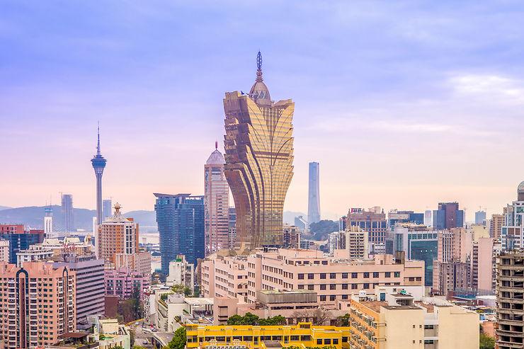 Macao, métisse de Chine