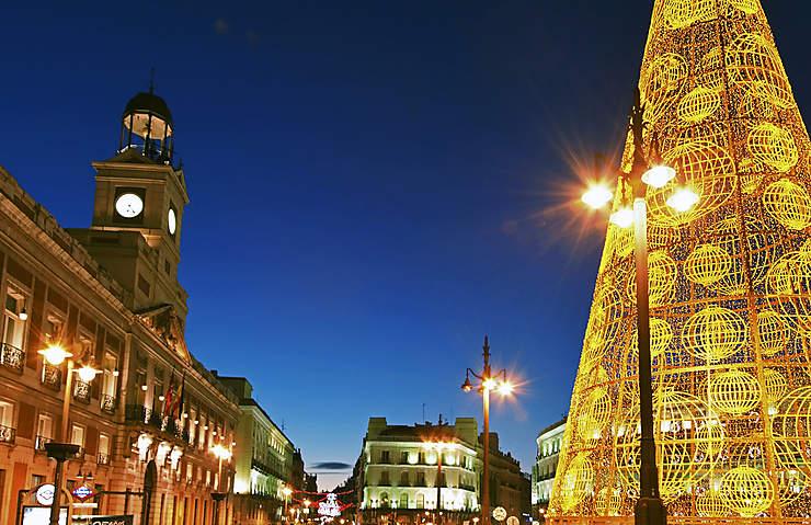 Madrid : des rues en liesse
