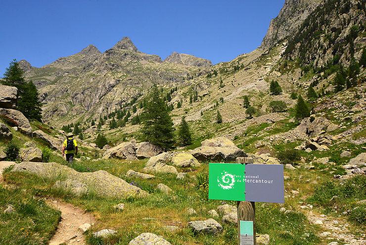 Le parc national du Mercantour, un quadra toujours vert !