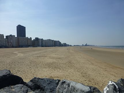 Enorme plage