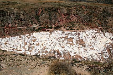 Route des Salines de Maras, Pérou