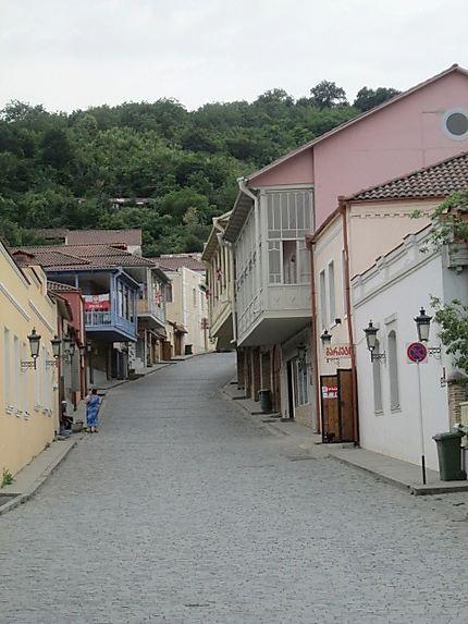 Rue de Sighnaghi