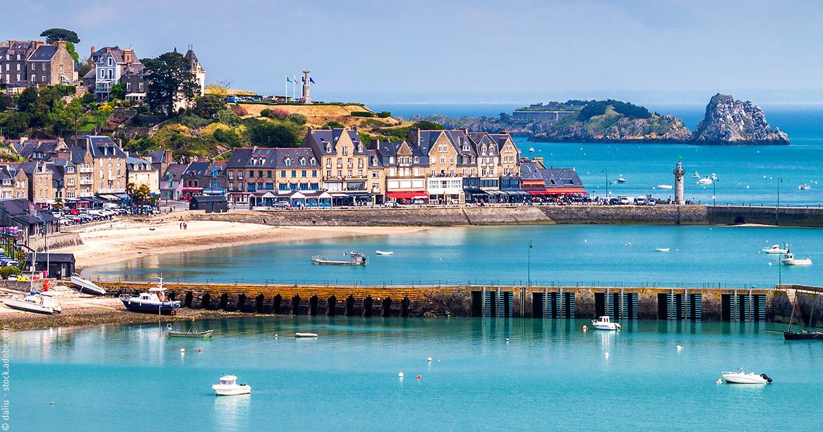 Cancale, escale iodée en Bretagne : Idées week end Bretagne - Routard.com