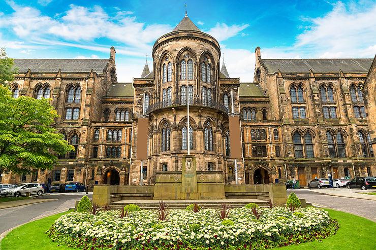 Glasgow, art nouveau et rock à gogo