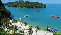 Ko Samui : une île, un archipel