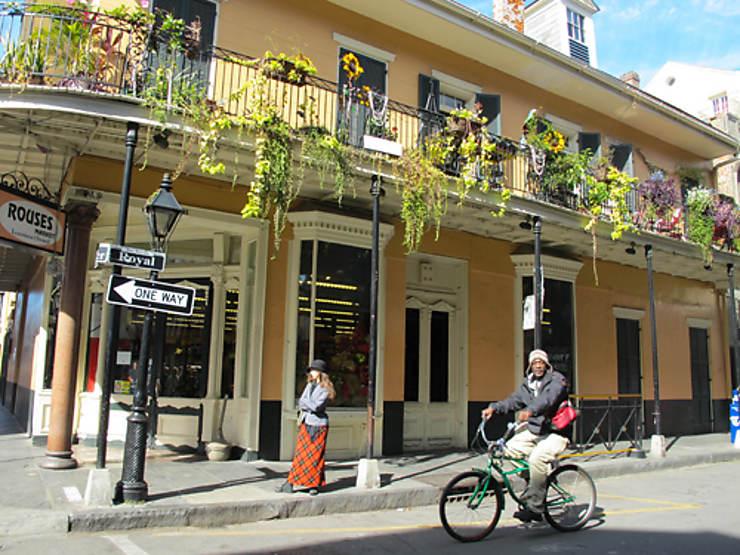 La Nouvelle-Orléans, French Touch