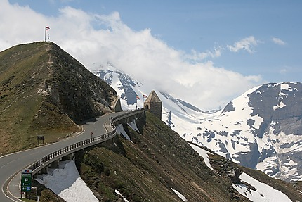 La route du Grossglockner