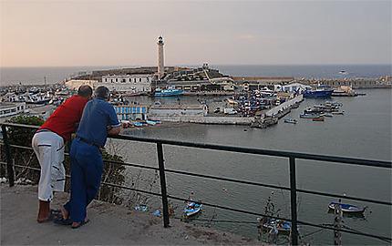 Port de Cherchell