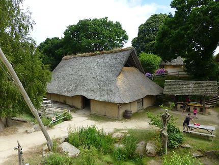 Maisons gauloises