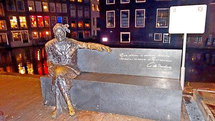 Statue de Majoor Boshardt