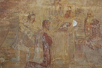 Fresques murales de Zahari Zograf