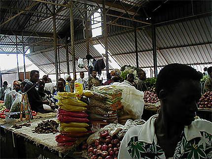 Marché de Kigali